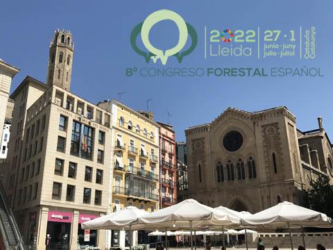 Retomamos el 8º Congreso Forestal Español